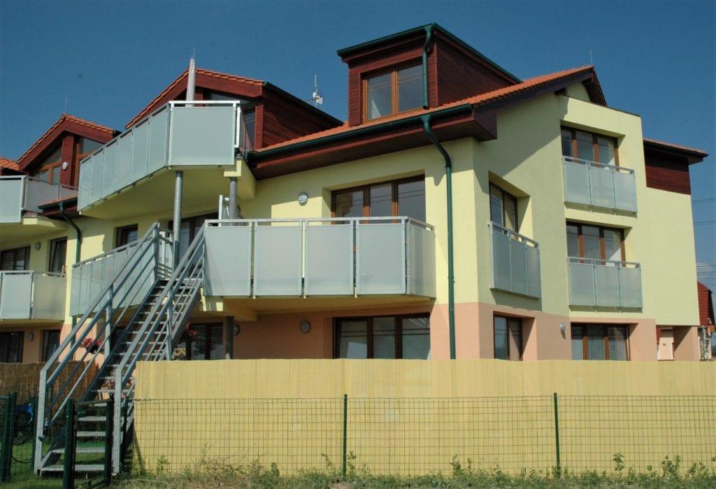 bytový dům zvole 2007 6