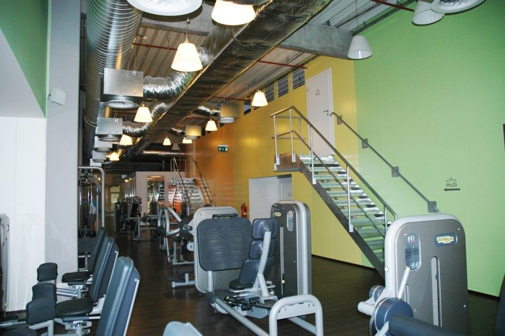 fitnesscentrum O.Š. 2006 4