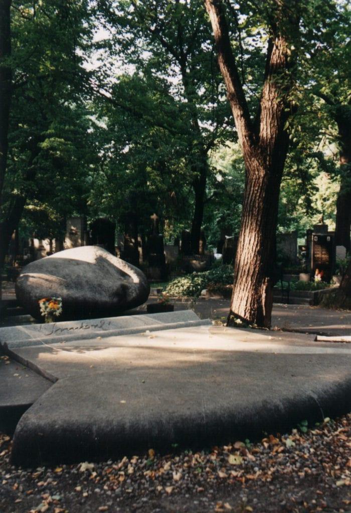 hrobka smrkovský,1992,1